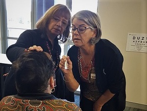 RDN recently engaged the Brien Holden Vision Institute to run an upskilling workshop for primary eye care workers from the Illawarra Shoalhaven LHD.